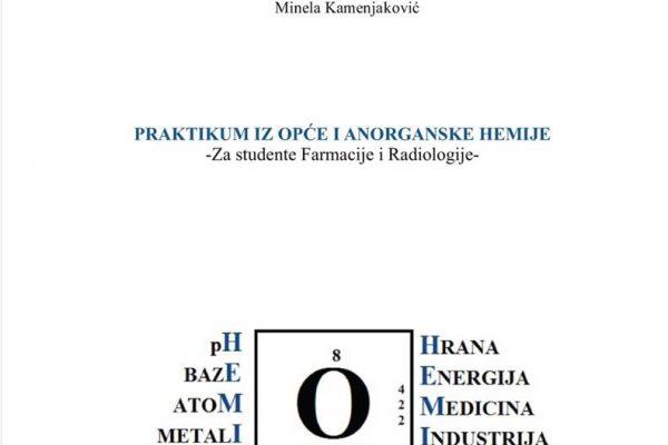 Praktikum iz opće i anorganske hemije