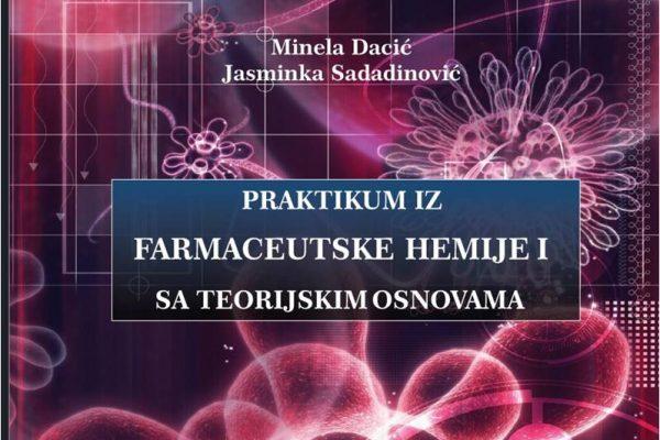 Praktikum iz farmaceutske hemije I sa teorijskim osnovama